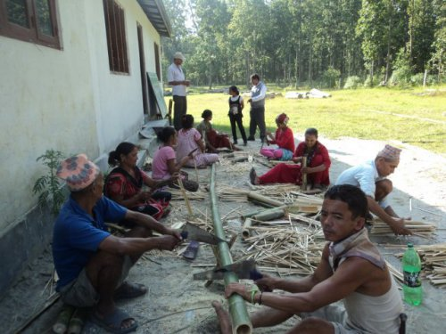 Demonstration of Sustainable Forest Management with Community Participation in Nepal
