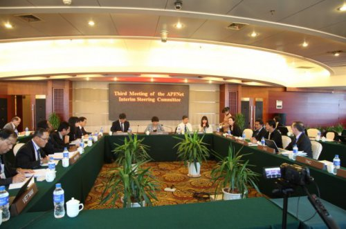 The Third Meeting of the APFNet Interim Steering Committee Convened in Kunming 2013