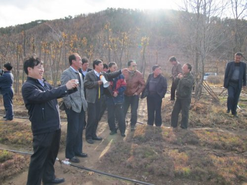 Pilot Project of Multifunctional Forestsproject