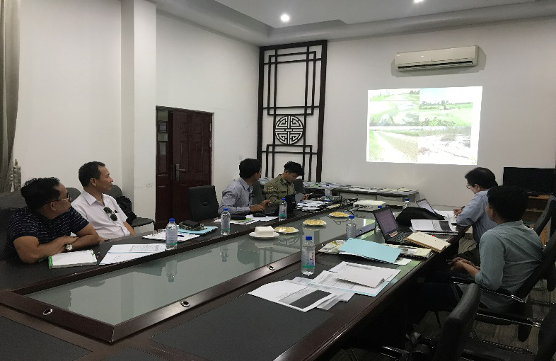 Better management of Prek Thnot Watershed in Cambodia – positive feedback on the terminal evaluation of an APFNet-funded project