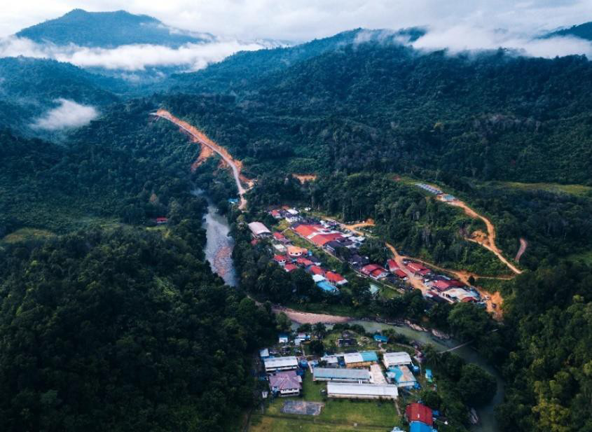 Project changes the lives of two ethnic communities in the Sungai Medihit Watershed, Malaysia