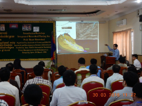 Collaborative landscape planning is possible in Cambodia's Prek Thnot Watershed