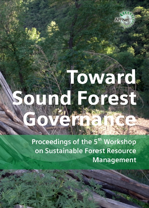 Toward Sound Forest Governance  September 2011